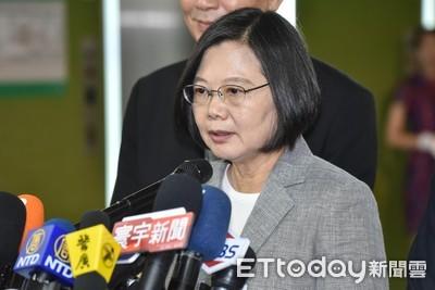 林鄭撤回逃犯條例...蔡英文再籲港府真心對話