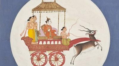 綁走表嫂當老婆!印度月神被逼放走她 一次續娶27女療傷