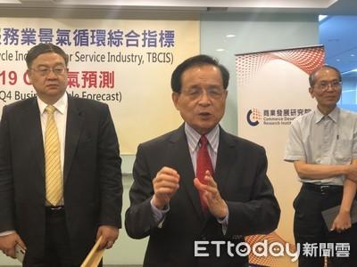 商研院董座許添財:台灣數位經濟排名世界中後段「顏面無光」