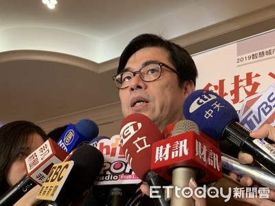 韓國瑜澄清「鳳凰與雞」又失言 陳其邁:講錯話道歉很難嗎?