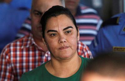 宏國前第一夫人挪用公款遭判58年徒刑