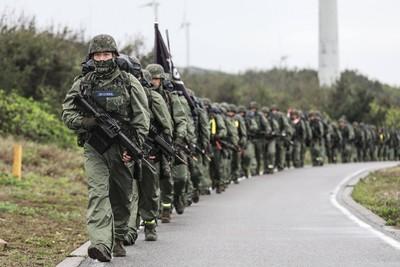 後備軍人僅4成教召 國防部:戰力可達需求