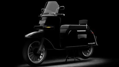 印度電動機車Blacksmith B3亮相