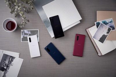 Sony Xperia 5 IFA亮相