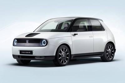 本田Honda e是降低碳排量的關鍵