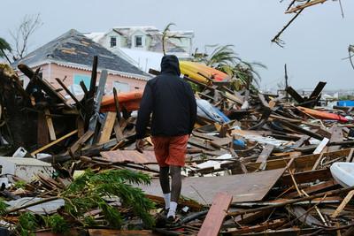 多利安襲巴哈馬增至30死 美國5死