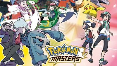 一天就能全破?最新手遊《Pokémon Masters》 不抓寶可夢改抓訓練家