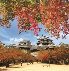 秋天就要去日本四國賞楓!