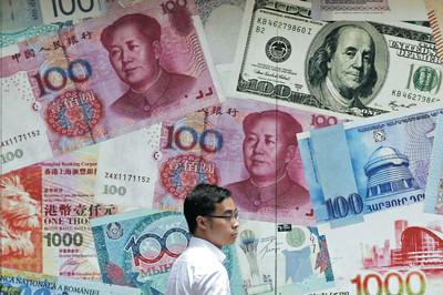 人民幣破7 中國基金卻逆勢成長
