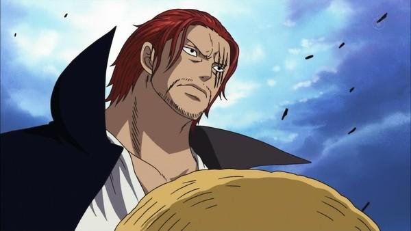 ▲▼《航海王》紅髮傑克被網友狂猜「有2個」。(圖/翻攝自日網)