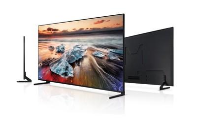 三星98吋電視登台 要價近200萬