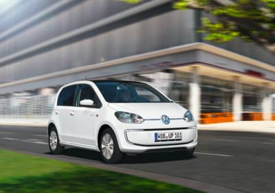 福斯e-Up小型電動車改款