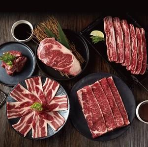 中秋團購最夯烤肉組 大份量超過7份牛排