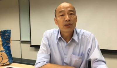 韓國瑜崩壞根源 他:國民黨需要贖罪