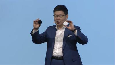 華為發布FreeBuds 3無線耳機 外媒:安卓手機的降噪版AirPods