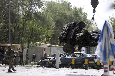 與美和談之際 塔利班1周3次襲擊