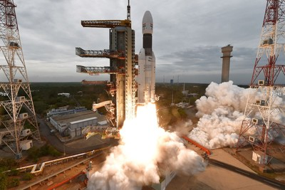 印度「月球飛船二號」失聯 胡錫進:反應挺大氣的