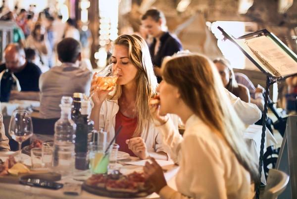 ▲吃飯,用餐,飲食。(圖/免費圖庫pexels)
