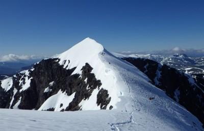 瑞典最高峰「變矮24公尺」不再稱霸