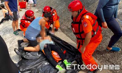 龍洞灣海域浮潛溺斃 家人哭斷腸