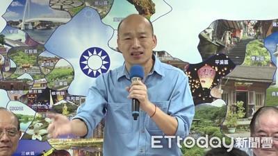 郭台銘參選在即 韓國瑜:這是「數學問題」
