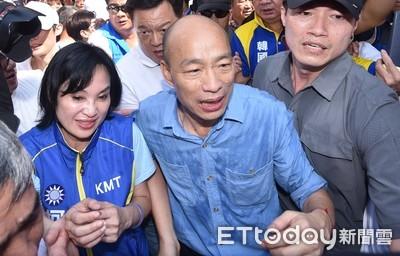 陳宏昌出國避同台 湧蓮寺:這次韓國瑜一定會當選