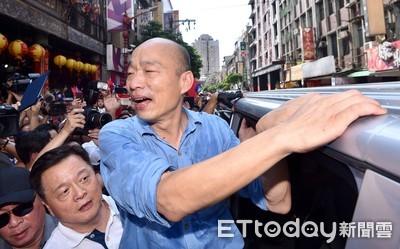 韓國瑜談松田康博:希望未來還能交流
