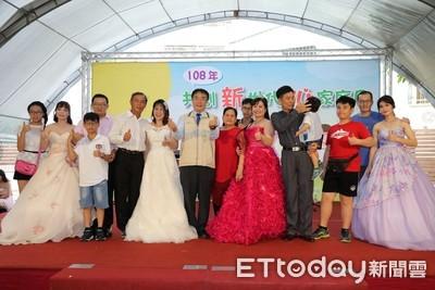 台南新住民家庭日