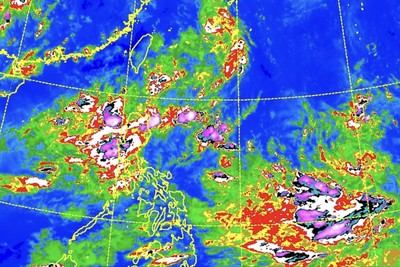 颱風琵琶最快周二生成 一張圖曝中秋天氣變數