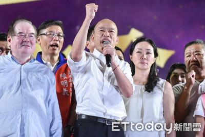 唐湘龍:沒禮貌的韓粉導致韓國瑜民調下滑