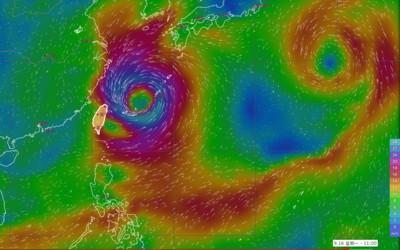 琵琶颱風將生?中秋變天逼台恐雨一周