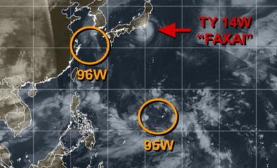 琵琶颱風恐生擾中秋?這2天關鍵「模擬路徑曝光」