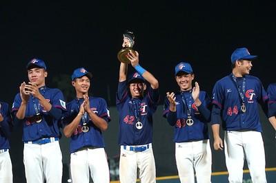 U18世界盃青棒賽 中華隊奪冠「背後意義」
