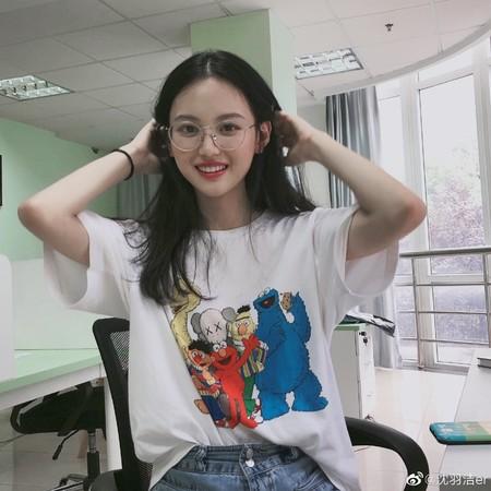 ▲北京電影學院新生。(圖/翻攝自微博)