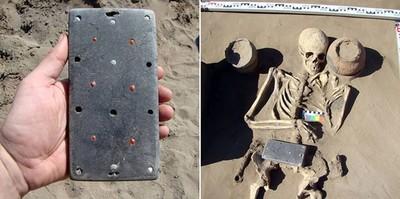 考古學家挖出2137年前「偽iPhone」