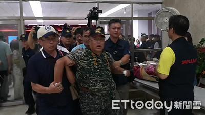 即/韓國瑜市政請益 1男失控遭架離