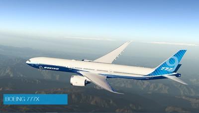 波音最新777X型受測艙門「噴飛脫落」!