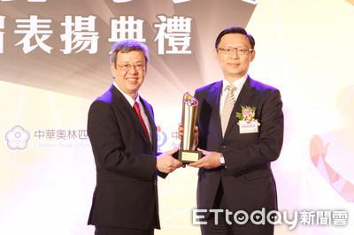 全球人壽榮獲「體育推手獎」雙獎肯定