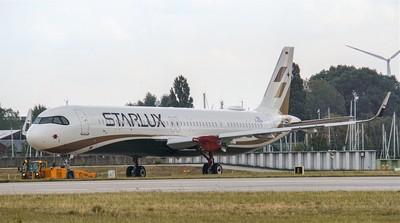 星宇首架A321neo全機彩繪塗裝首露面