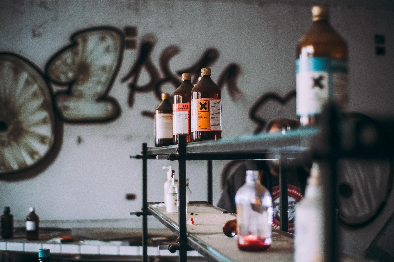 ▲化學藥品,有害物質。(圖/取自免費圖庫Pexels)