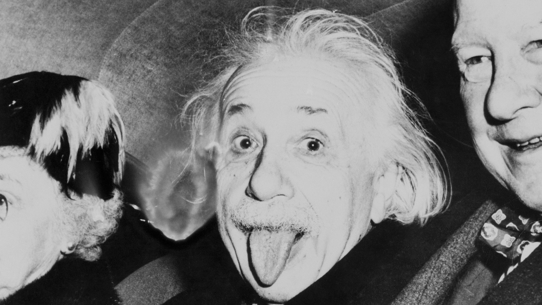 被同學罵笨蛋!愛因斯坦小時候「做什麼都失敗」 算術以外都不會