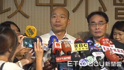 高鐵南延屏東 韓國瑜:貿然宣布是否得宜