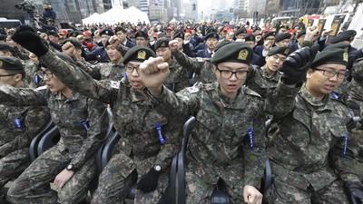 庶民等著做到死!韓國軍隊差別待遇 想當爽兵:你家有錢有勢就可以