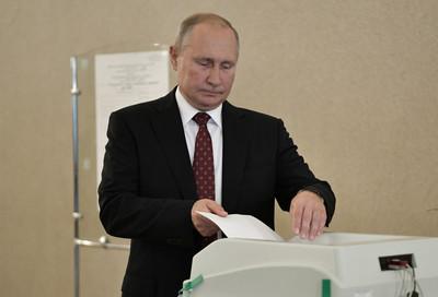 俄執政黨失去莫斯科議會1/3席位