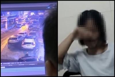 她打110:黑衣男搶我2千元 警最後卻逮了她