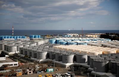日環境大臣:核廢水只能排入海中