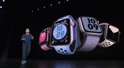 快訊/Apple Watch 5搭載LTPO全新螢幕