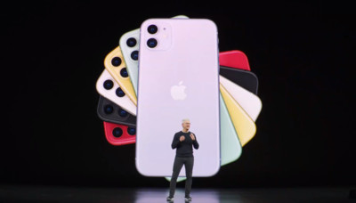 快訊/iPhone 11來了!「大正方形+雙鏡頭」