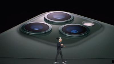 快訊/iPhone 11 Pro確定搭載「三鏡頭+大正方形」!