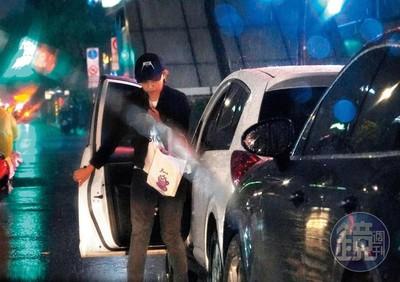 馬俊麟「私約王瞳SOP」車裡暗著來